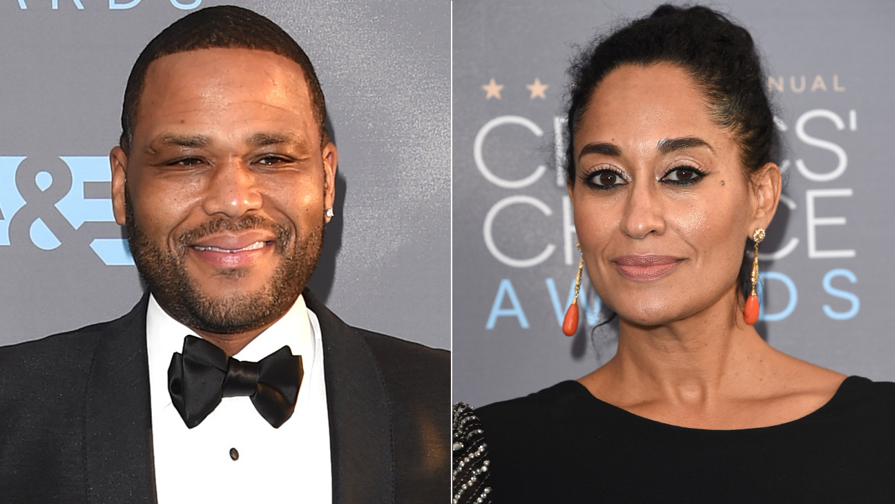 Anthony Anderson and Tracee Ellis Ross - H 2016