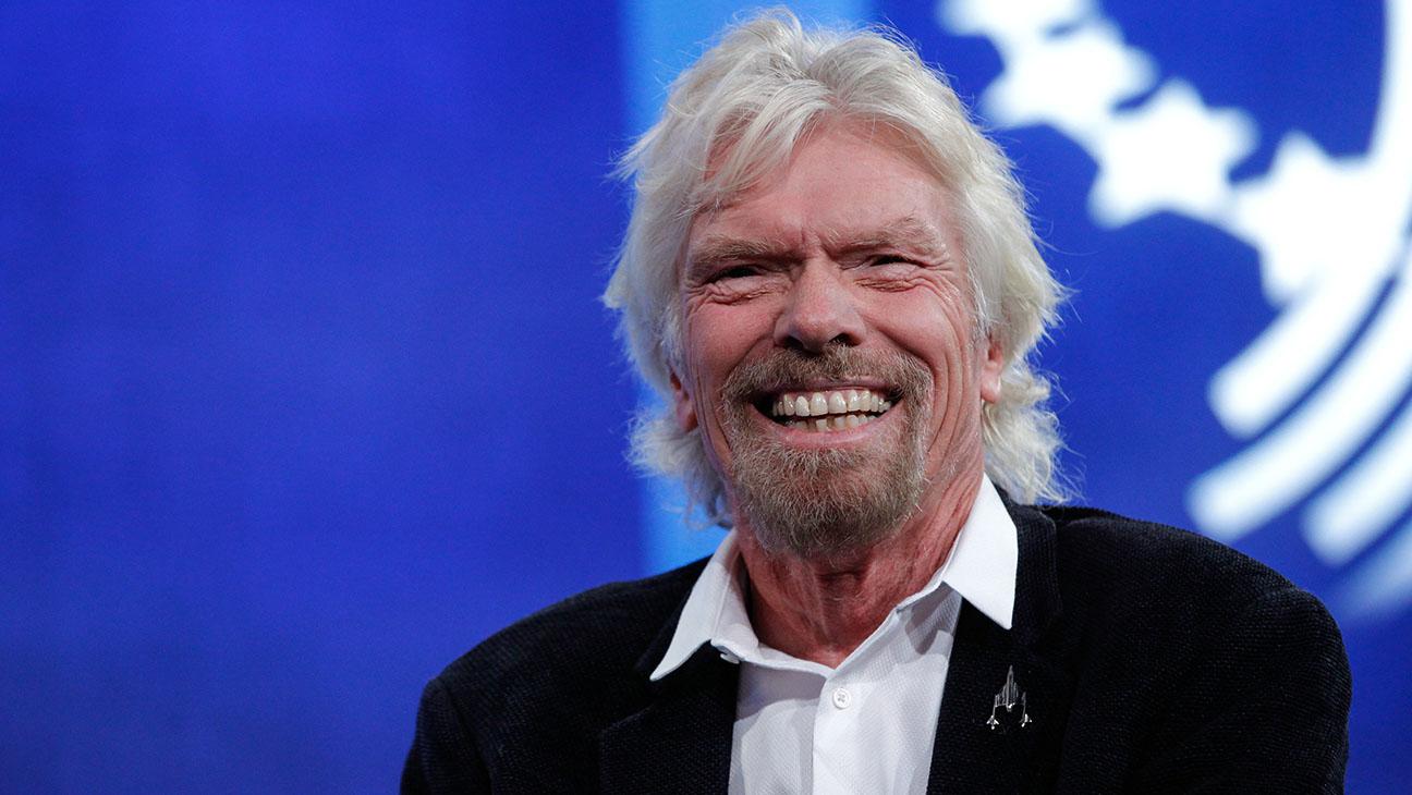 Richard Branson - H 2016