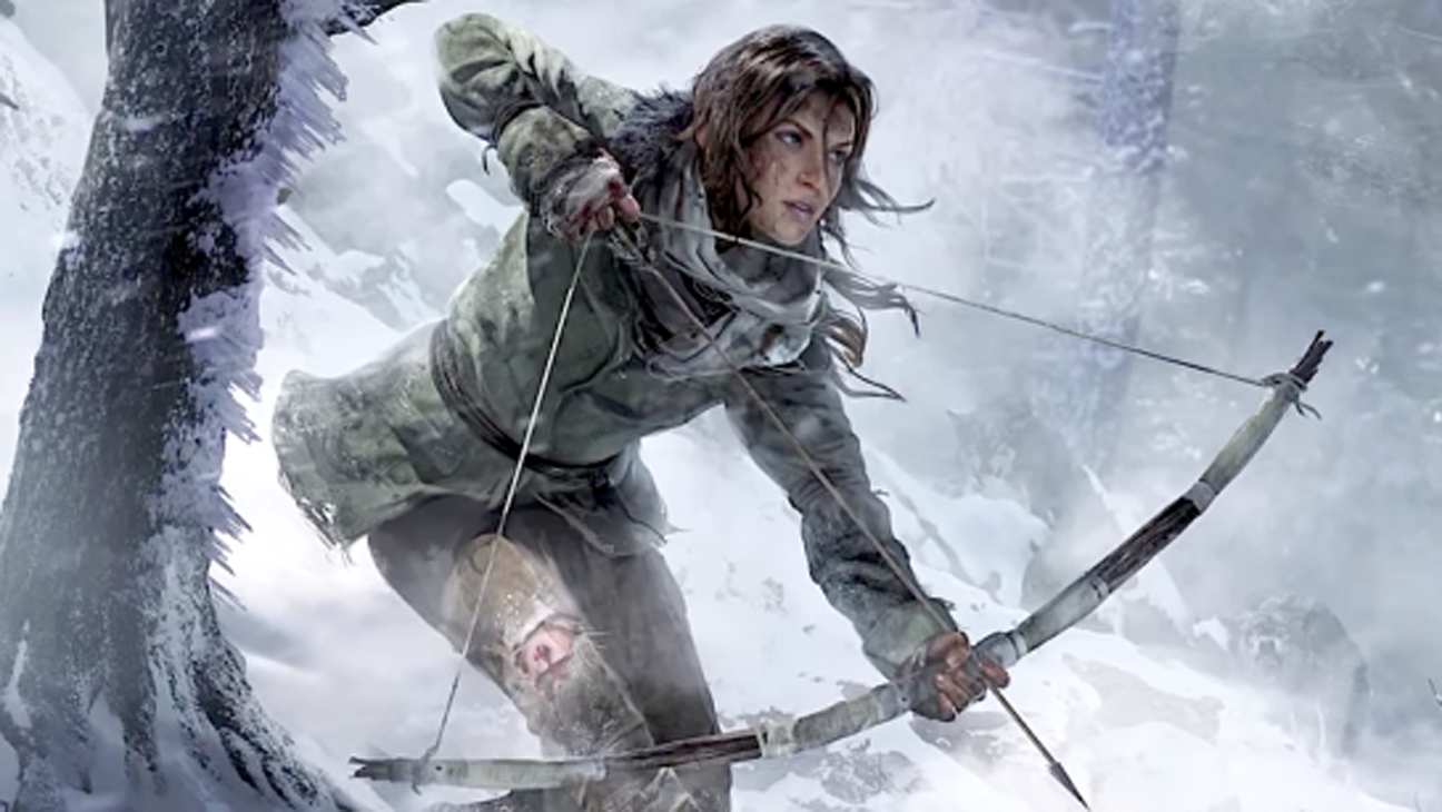 Rise of the Tomb Raider - H 2016