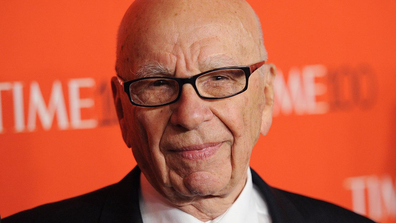Rupert Murdoch Serious - H 2016