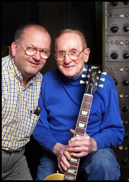 Lester Rusty Paul and Les Paul