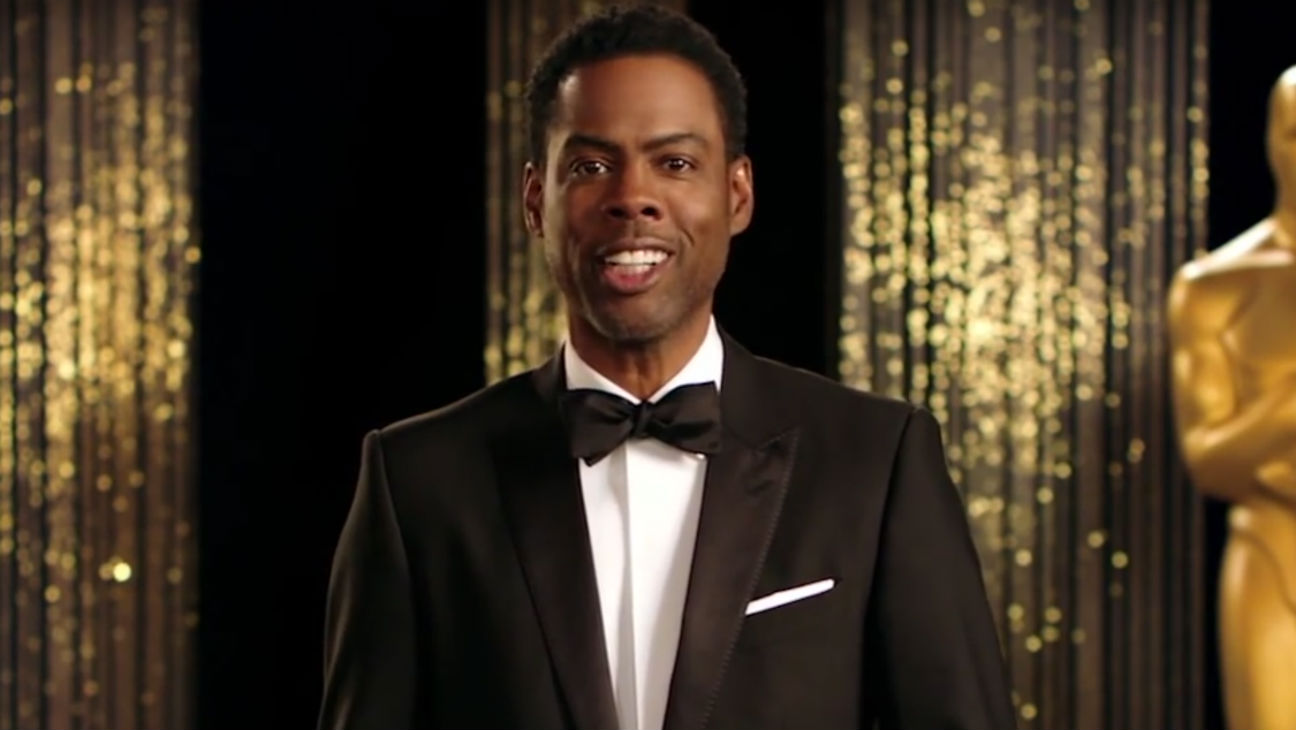 Chris Rock Oscars promo - H