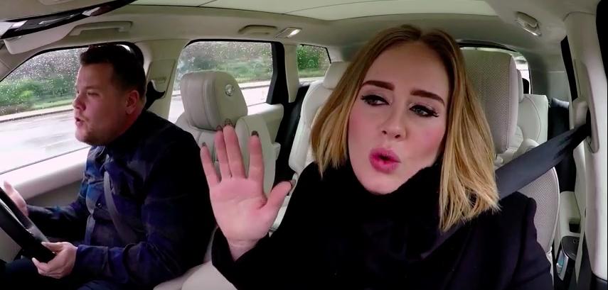 Adele Carpool Karaoke H 2016