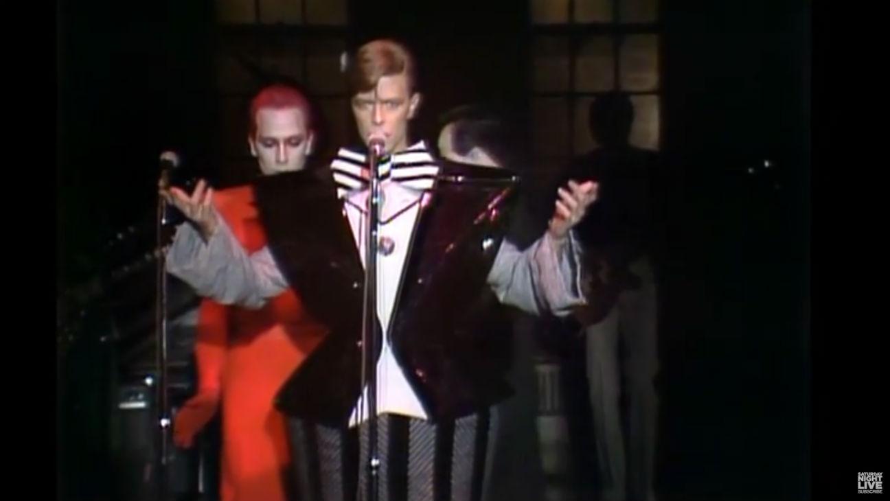 Bowie SNL - H