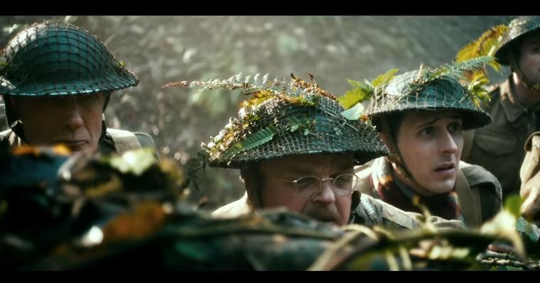 'Dad's Army' Screengrab H 2016
