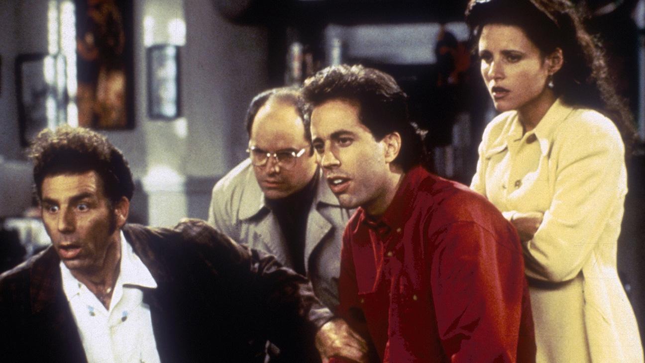 Seinfeld cast - H 2016