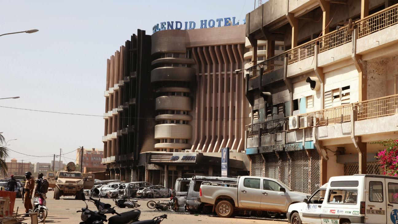 Splendid Hotel attack - H