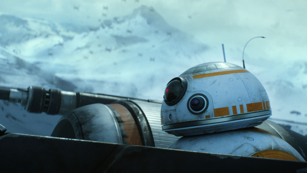 Star Wars: The Force Awakens Still 23 BB-8 - H 2015