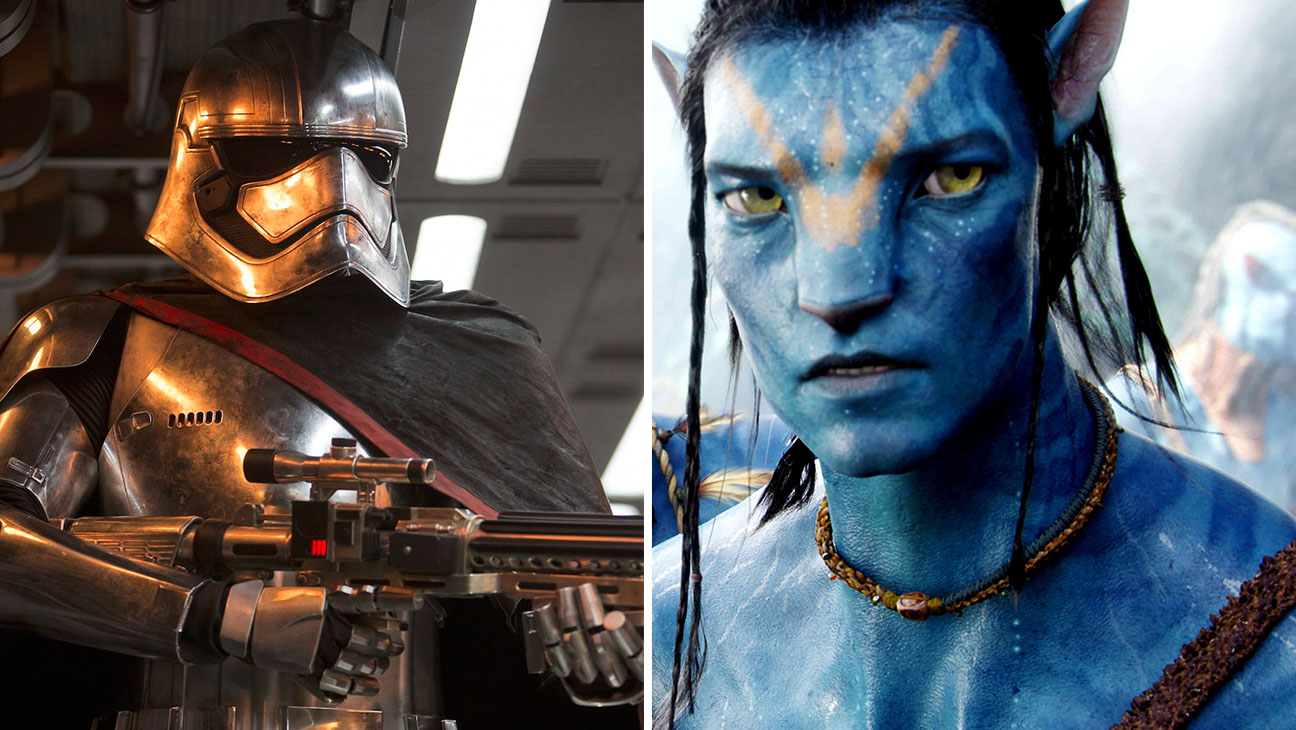 Star Wars and Avatar split - H 2016