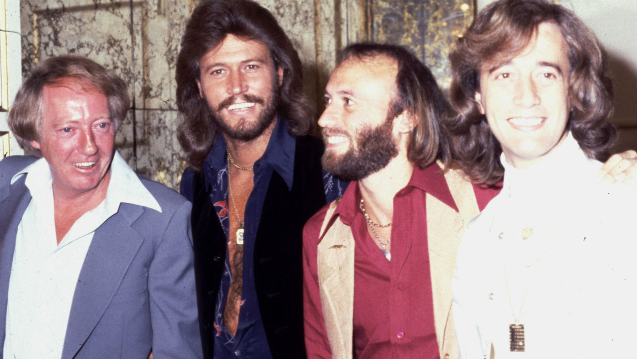 Stigwood with Bee Gees - H