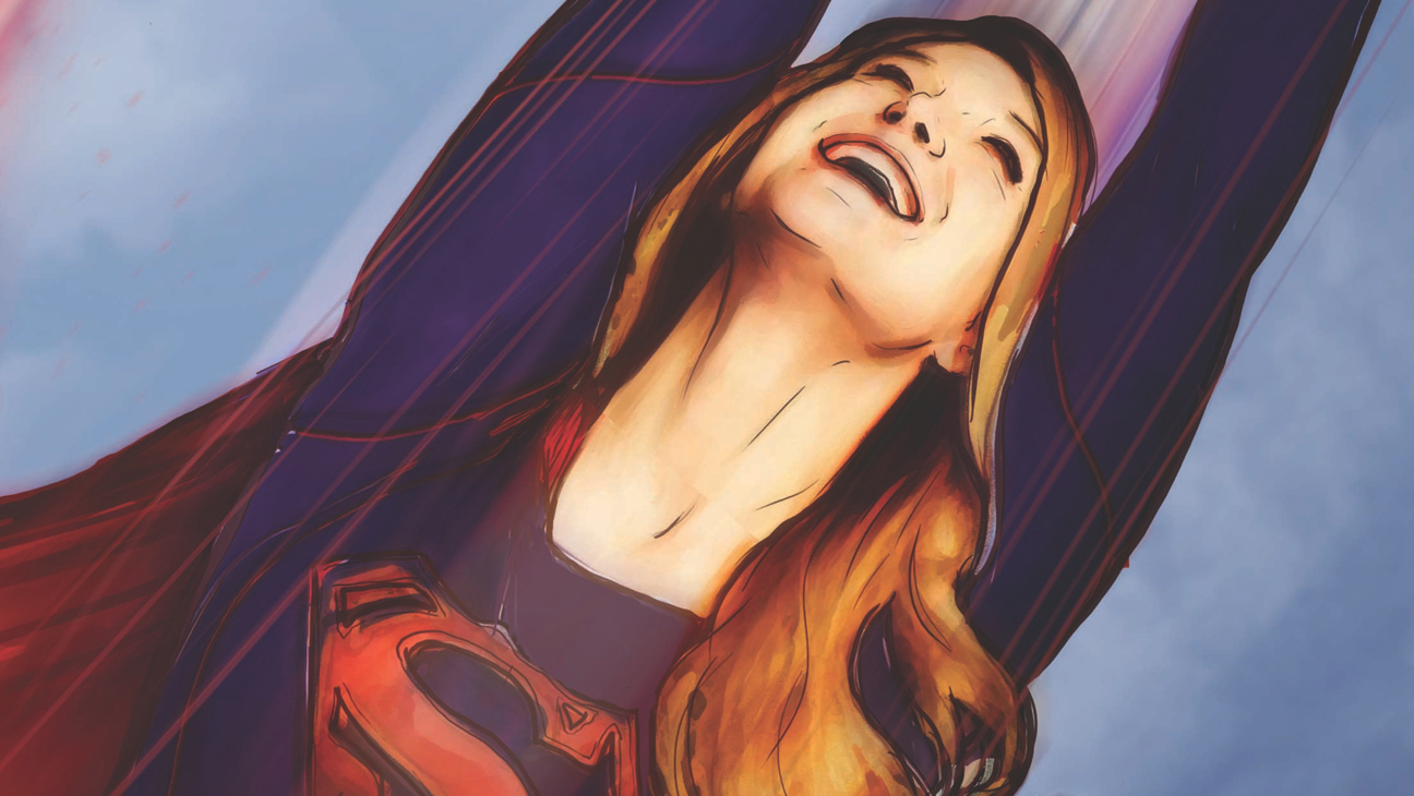 Supergirl Cover 1 - H 2016