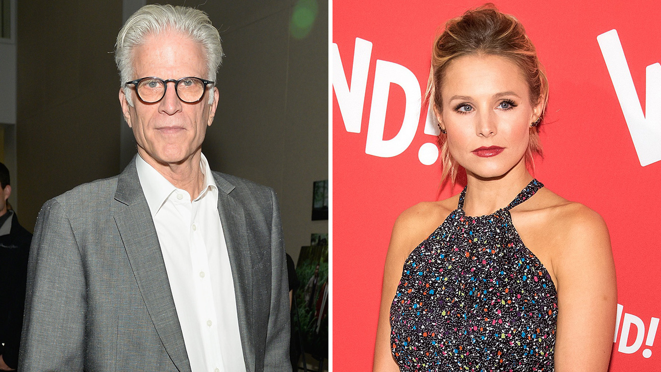 Ted Danson and Kristen Bell - H 2016
