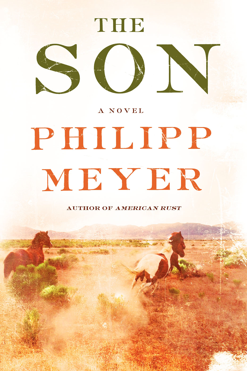 The Son Cover - P 2016
