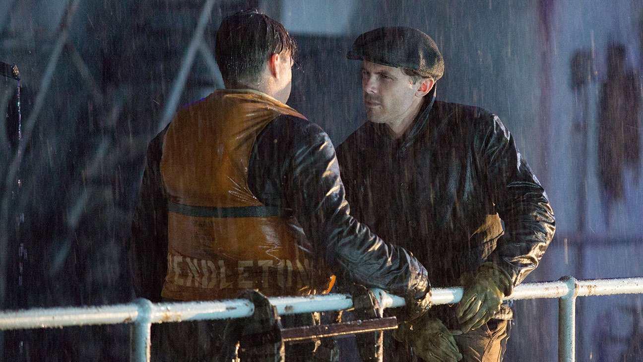 The Finest Hours Still 6 - Casey Affleck and Michael Raymond-James - H 2016