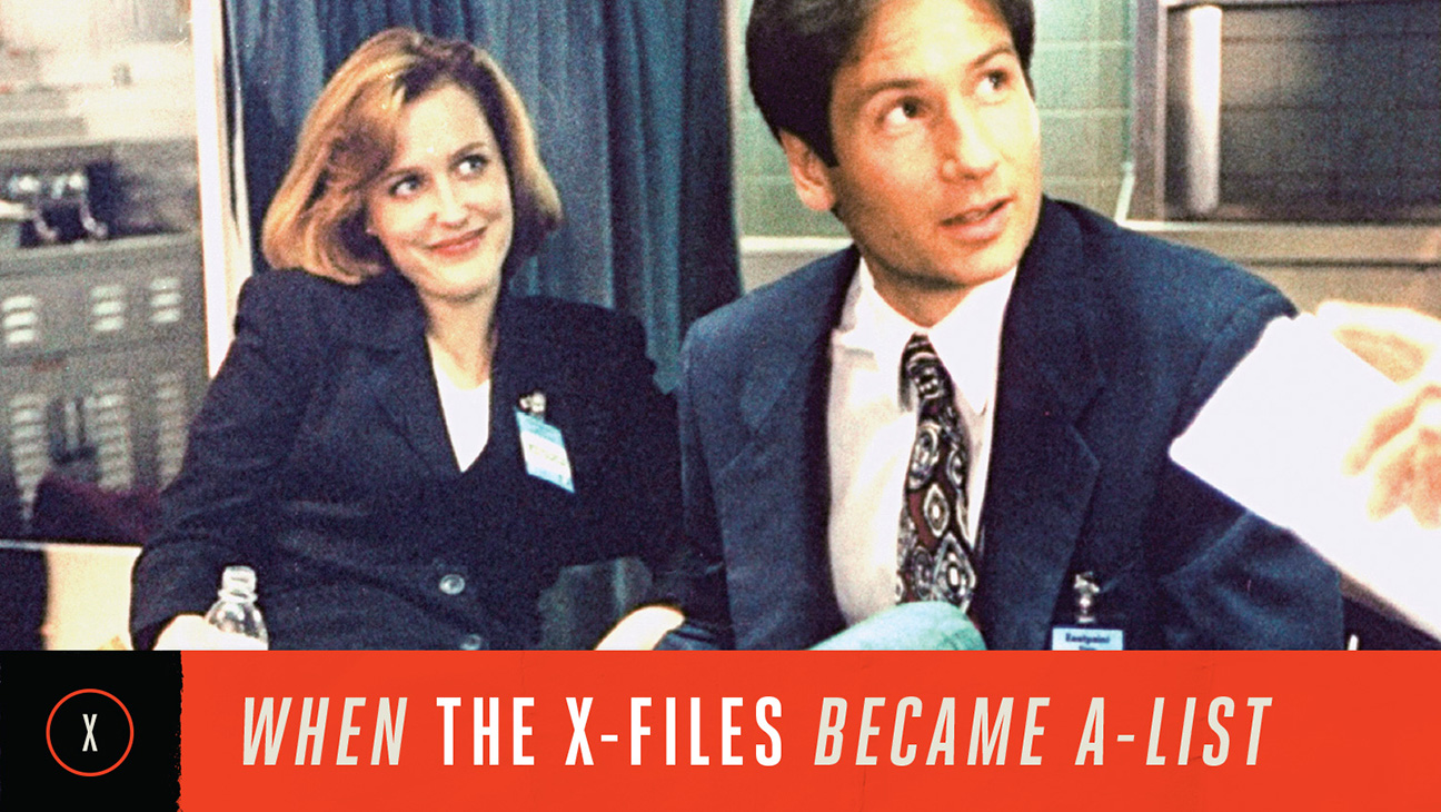 When 'The X-Files' Became A-List: An Oral History of Fox's Out-There Success Story