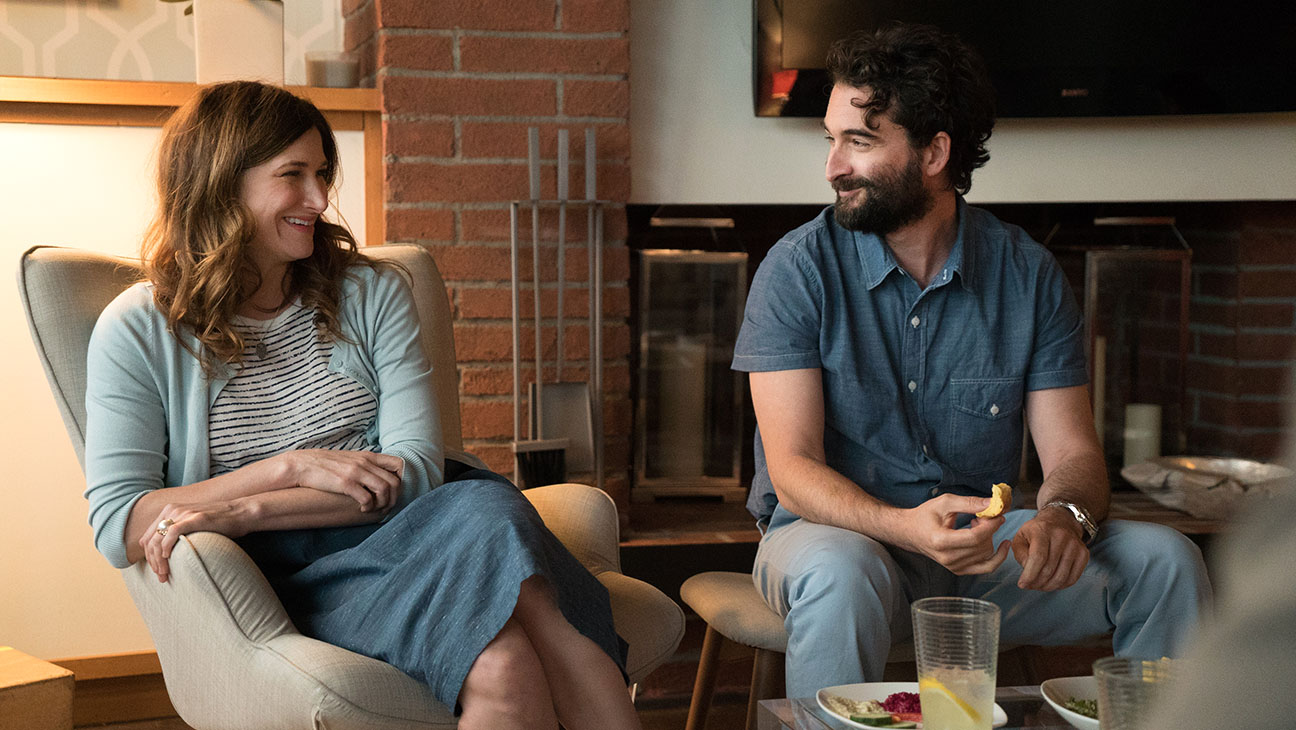 Transparent Season 2: Kathryn Hahn and Jay Duplass - H 2016