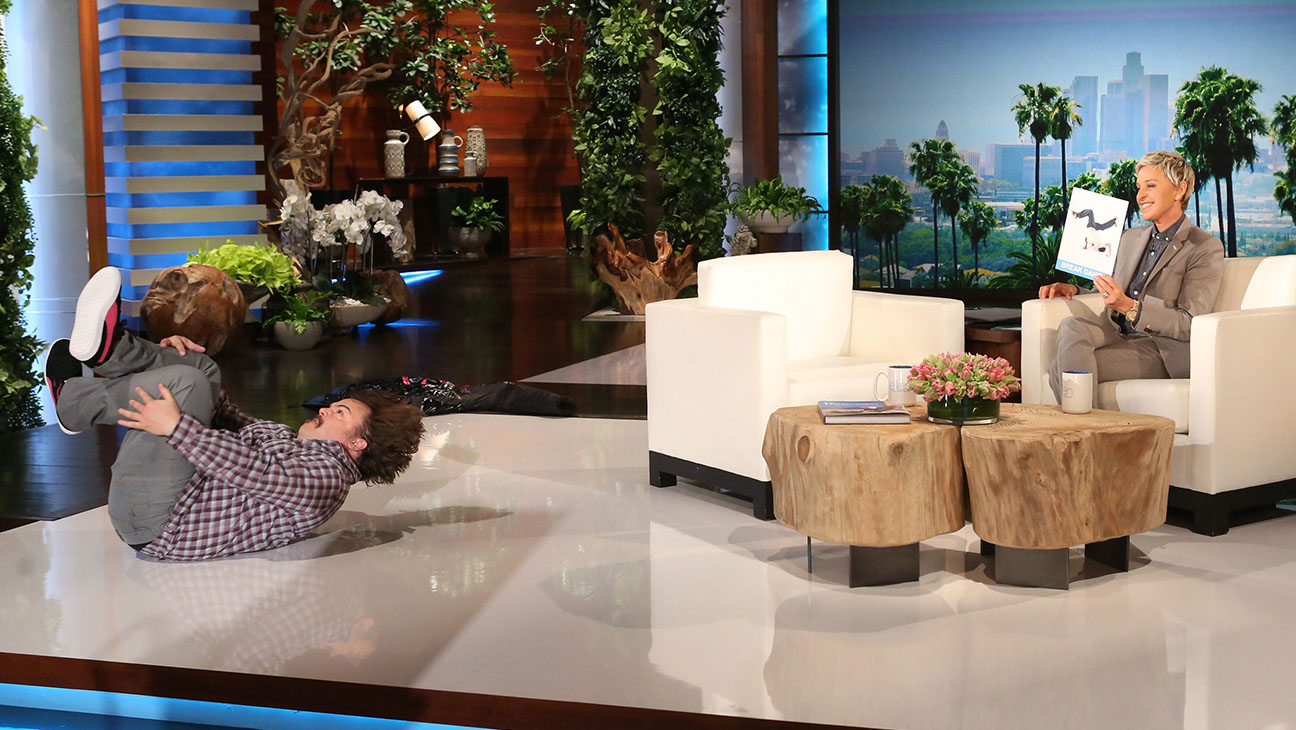 The Ellen Show: Jack Black - H 2016