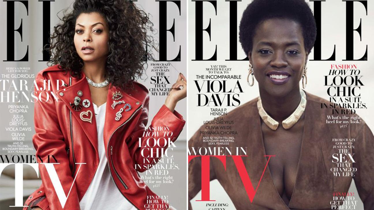 Elle Covers - H 2016