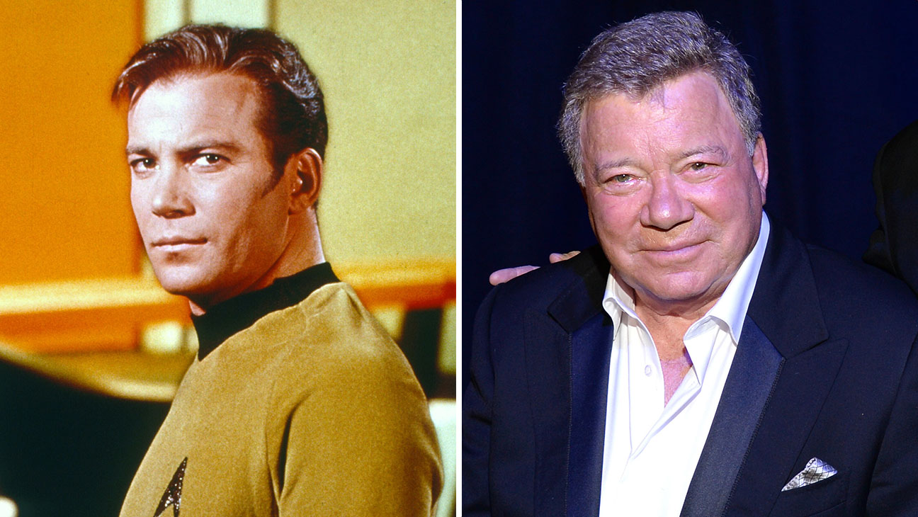 William Shatner Split - H 2016