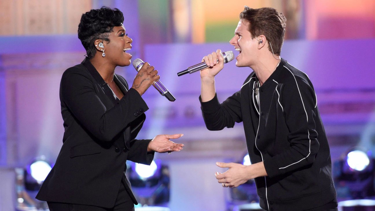 Gay pastor's son wows american idol judges with song about heaven