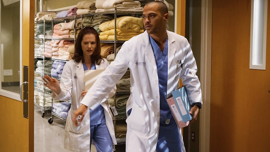 Grey's Anatomy April and Jackson - H 2016
