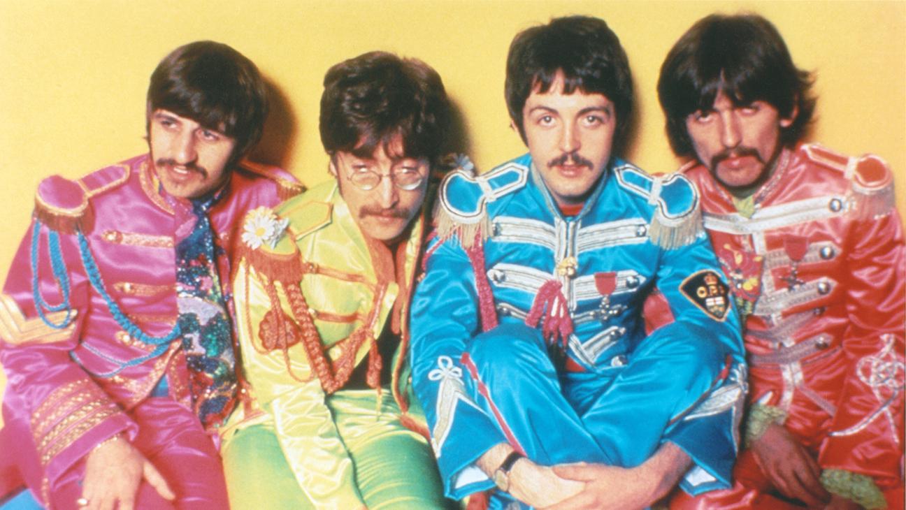 Grammys List 1968 The Beatles - H 2016