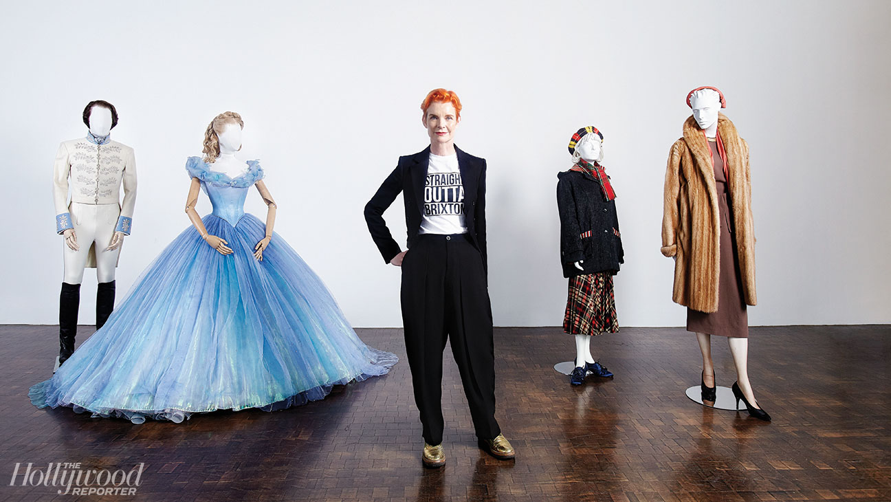 Oscars What It S Like To Dress Cate Blanchett For Both Cinderella And Carol Hollywood Reporter