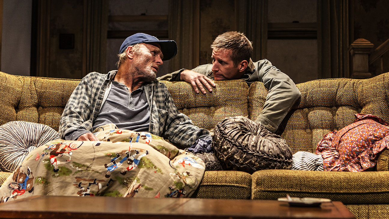 Buried Child -Ed Harris and Paul Sparks- H 2016
