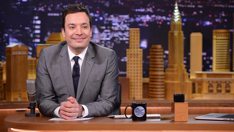 Jimmy Fallon on Tonight Show - H 2016
