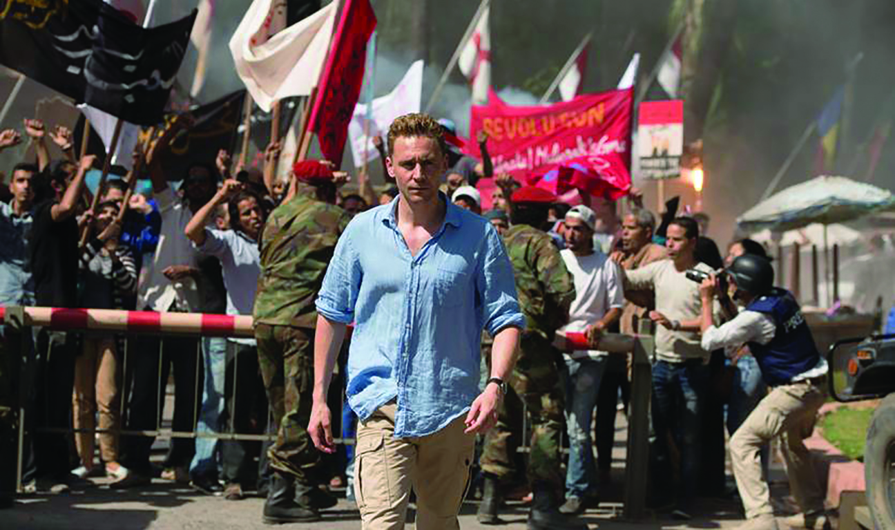 The Night Manager H 2016