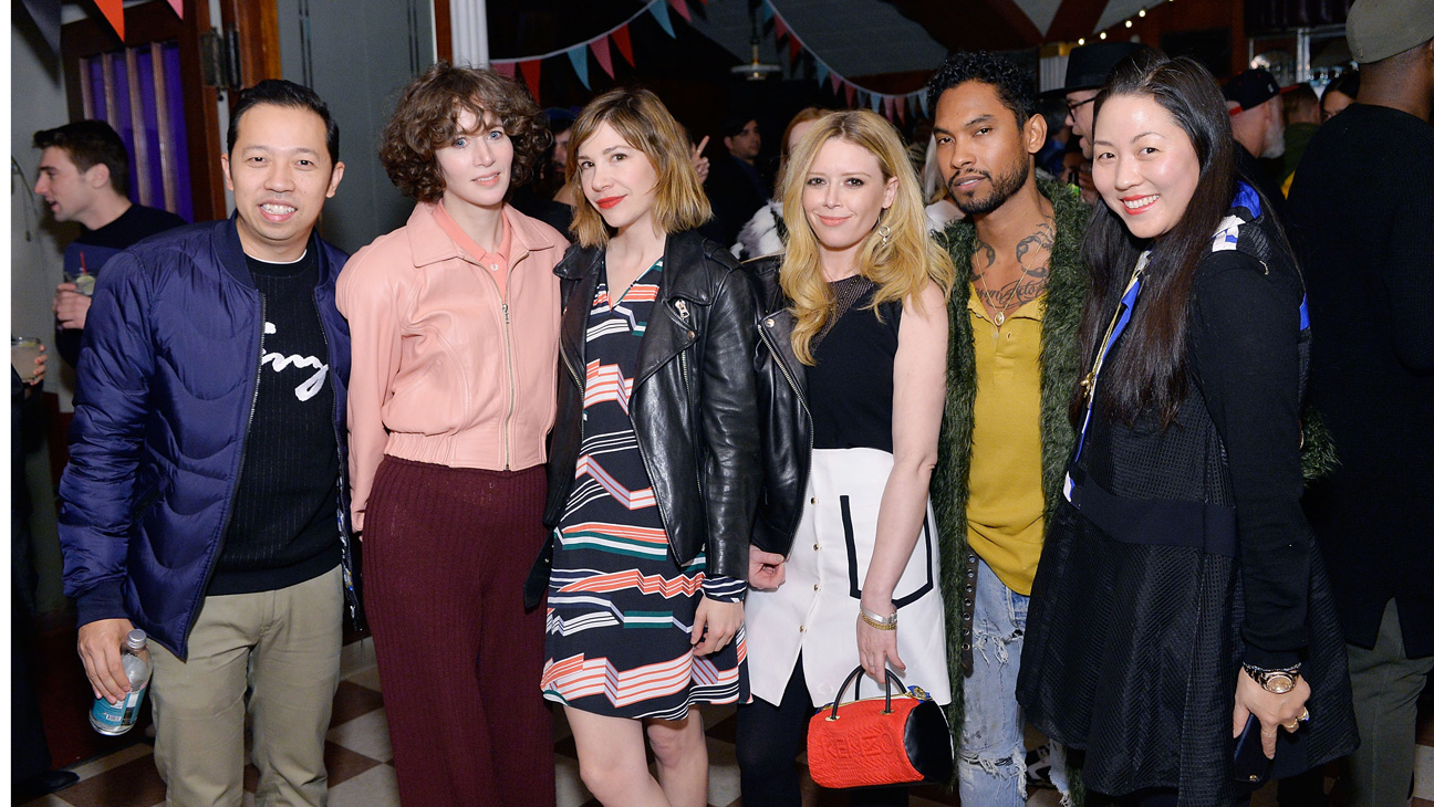 Kenzo Snowbird Film Party - H 2015