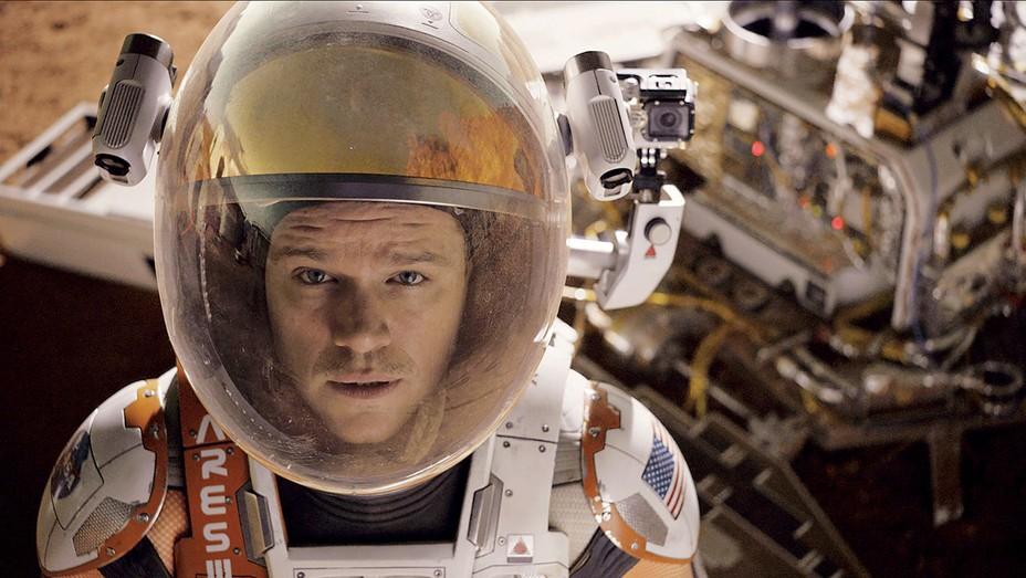 The Martian - H 2016