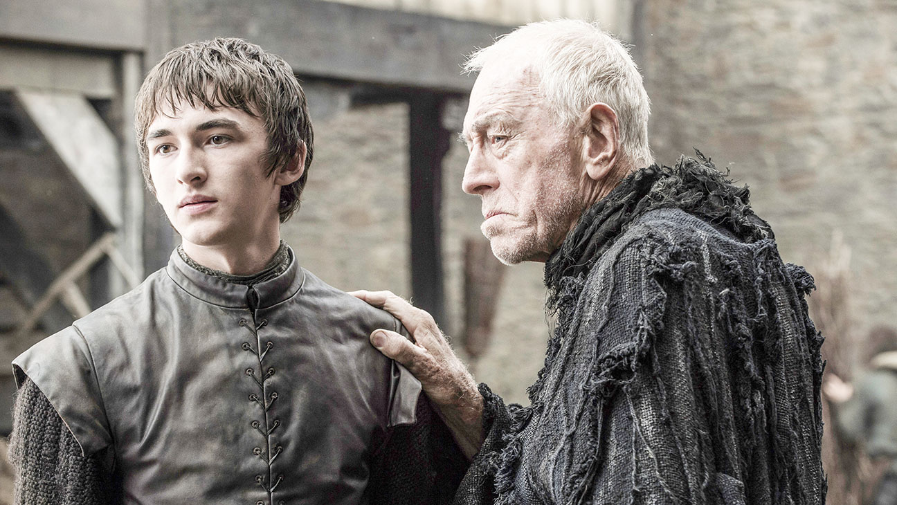 Bran and the Three-Eyed Raven