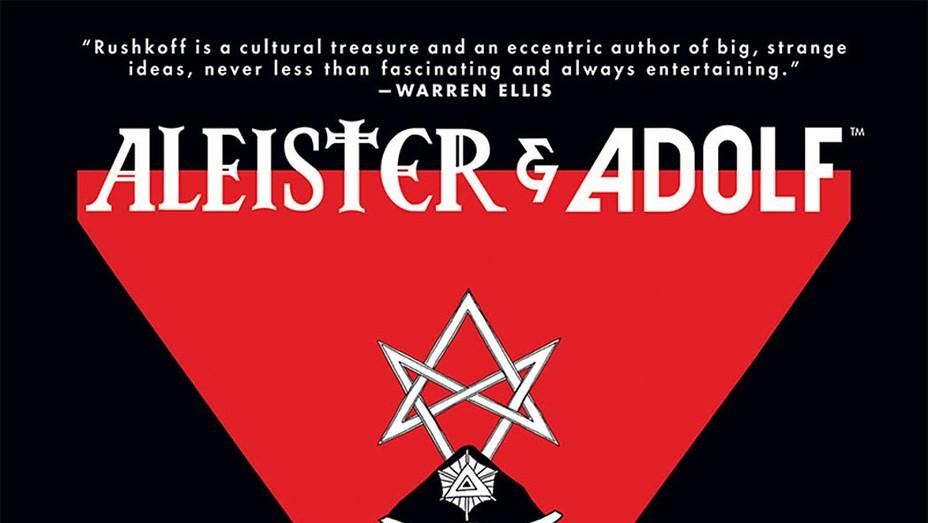 Aleister & Adolf Cover - P 2016