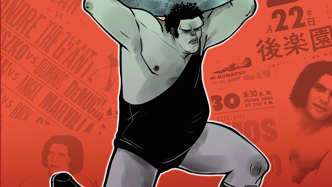 Andre the Giant - H 2016