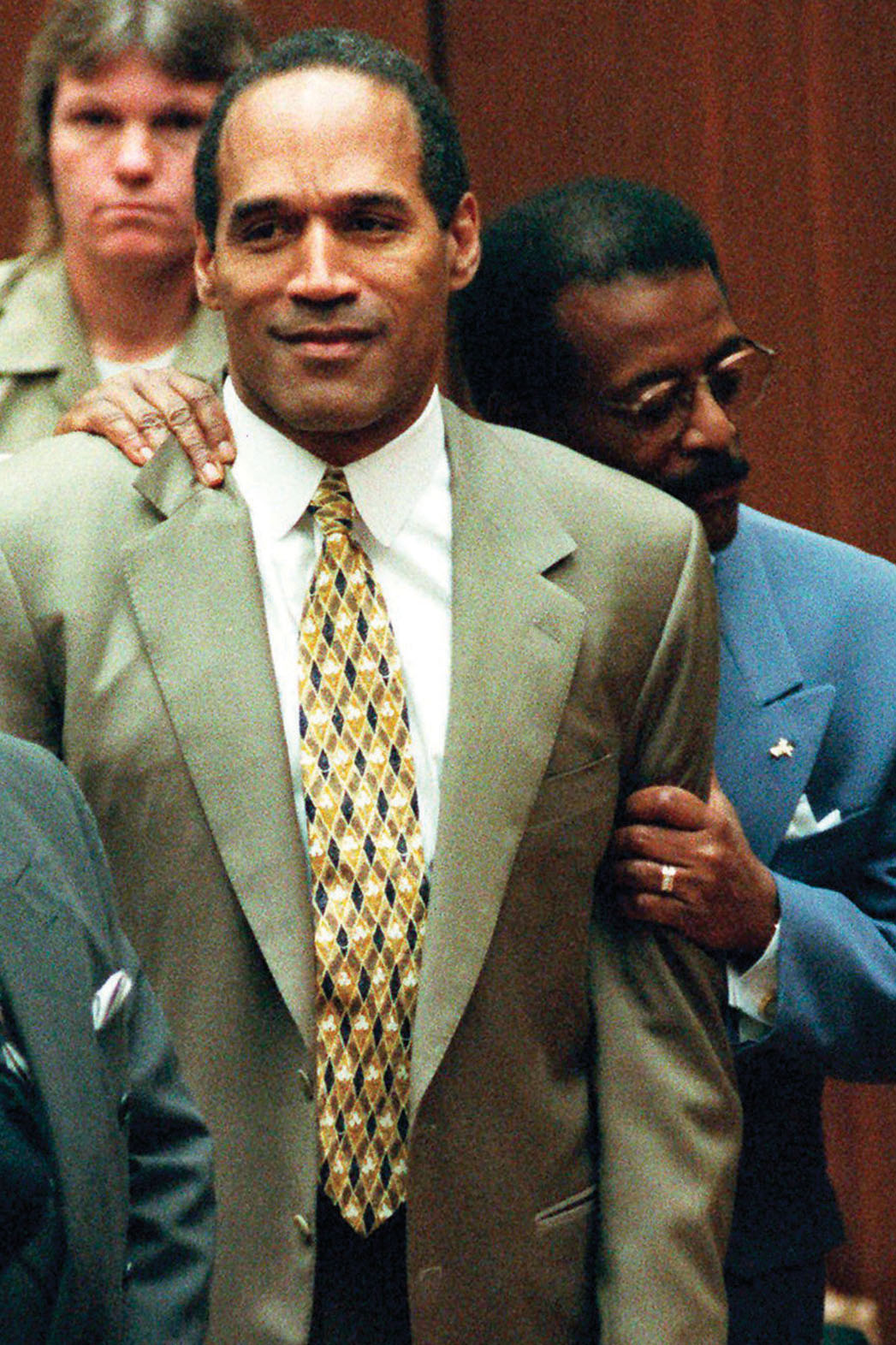 The Report - I CAN PROVE OJ IS INNOCENT - Johnnie Cochran Jr.and  O.J. Simpson - P 2016