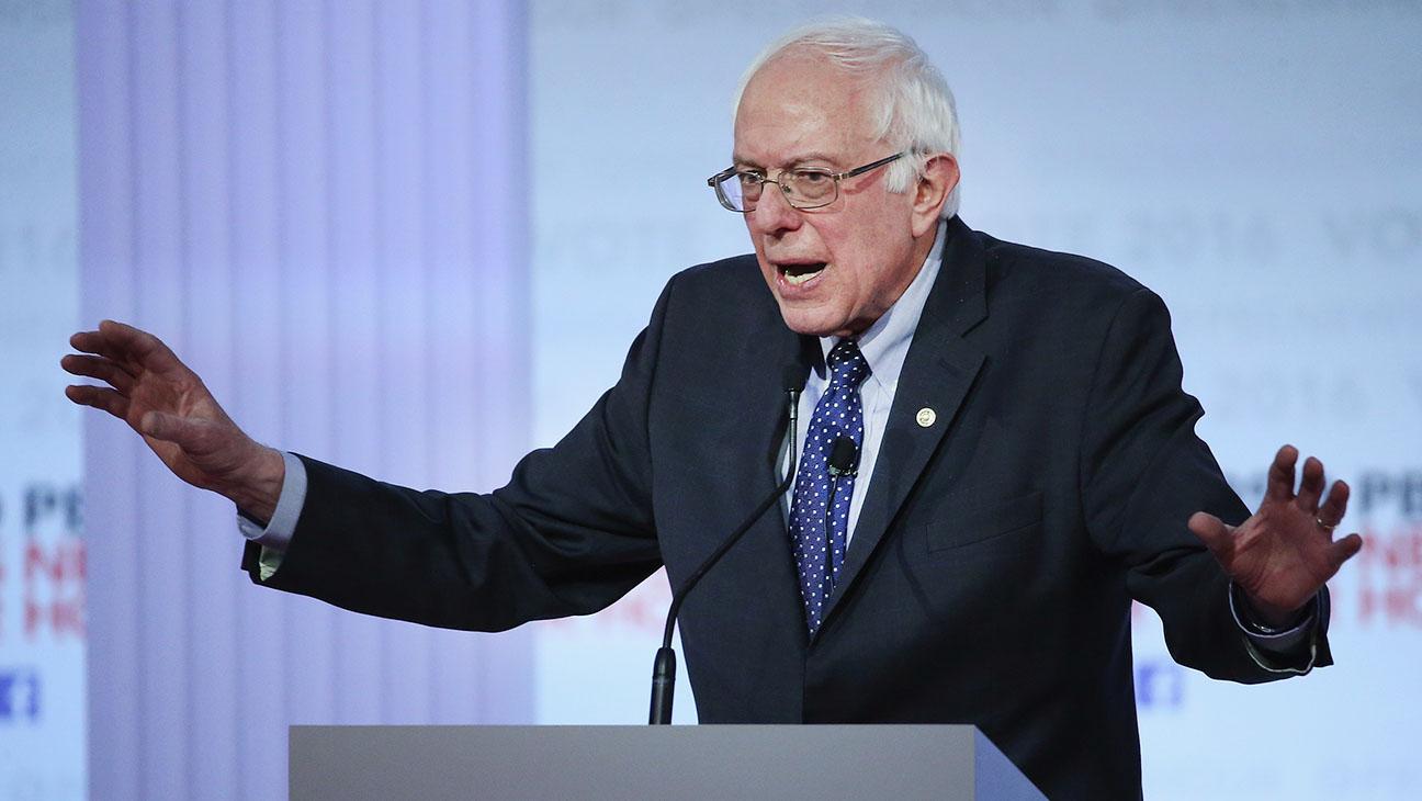 Bernie Sanders Democratic Debate - H 2016