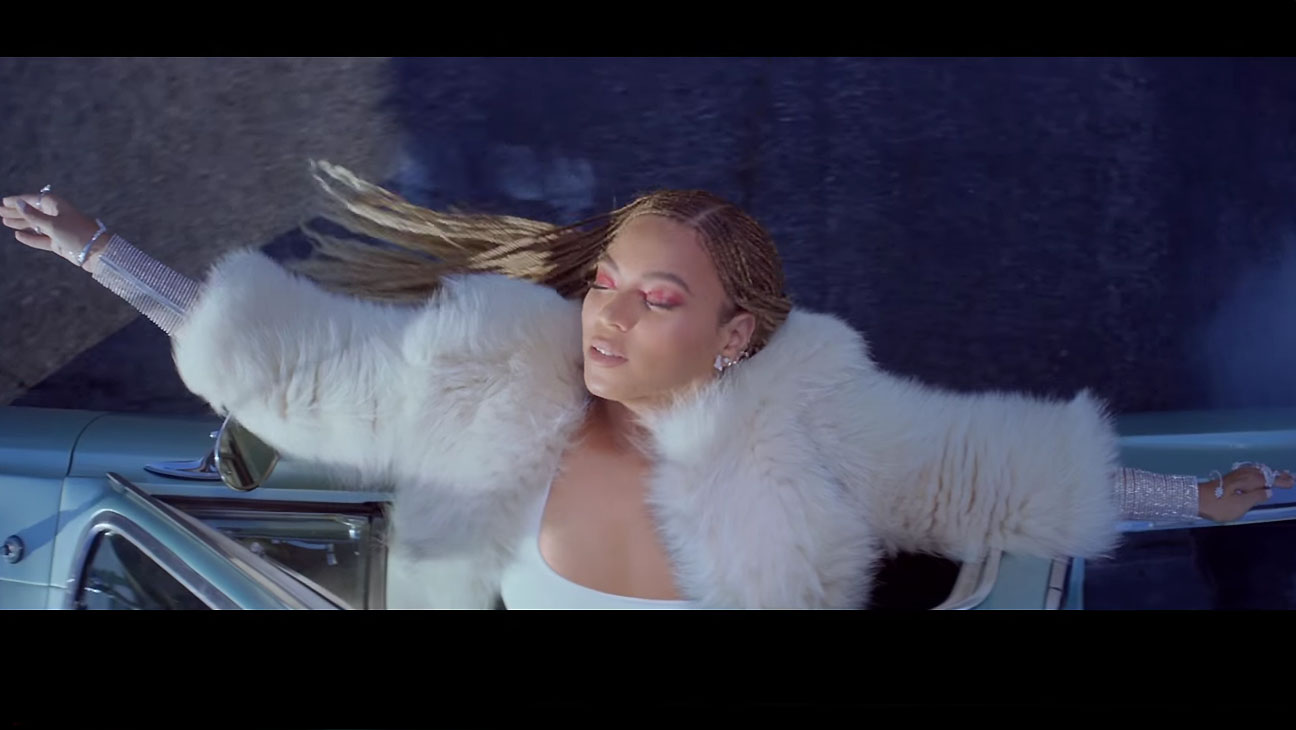 Beyonce's Formation Video Screen shot- H 2016