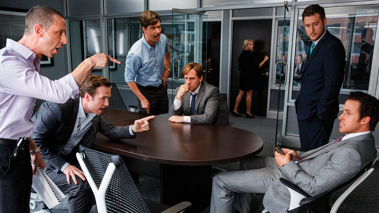 Build on Behind the Screen - The Big Short - H 2016