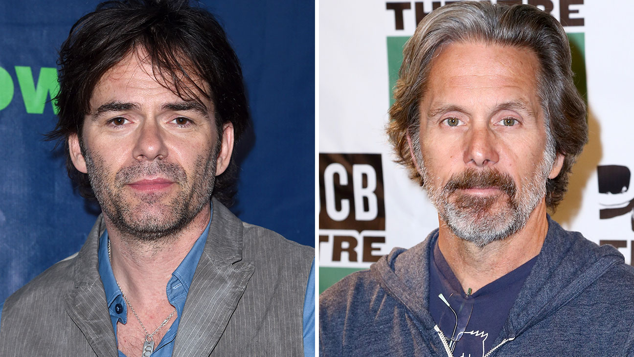Billy Burke and Gary Cole Split - H 2016