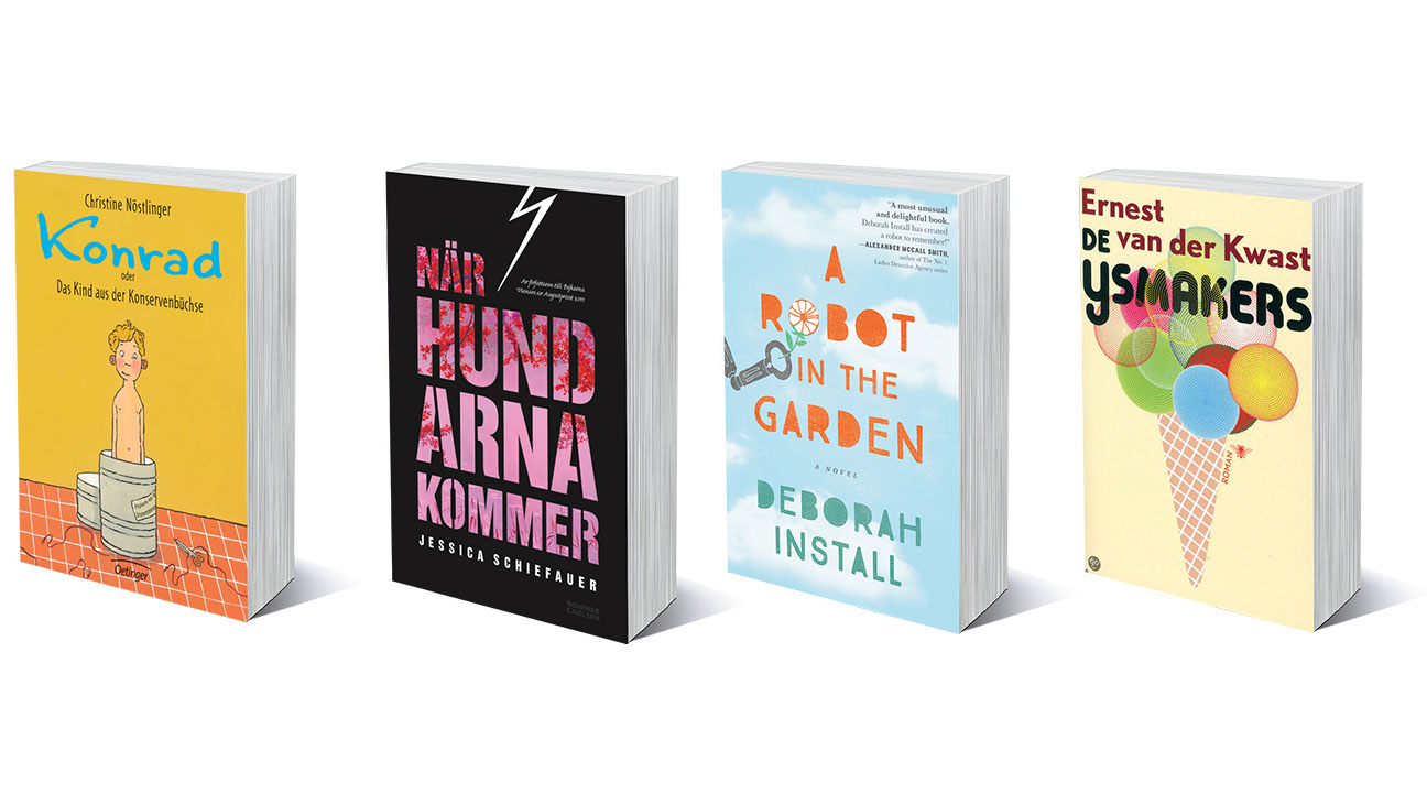 Berlin Books Collage - H 2016