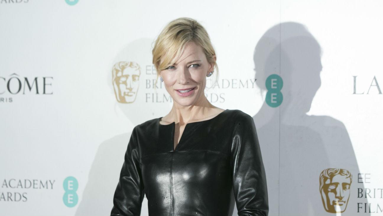 Cate Blanchett BAFTA Party H - 2016