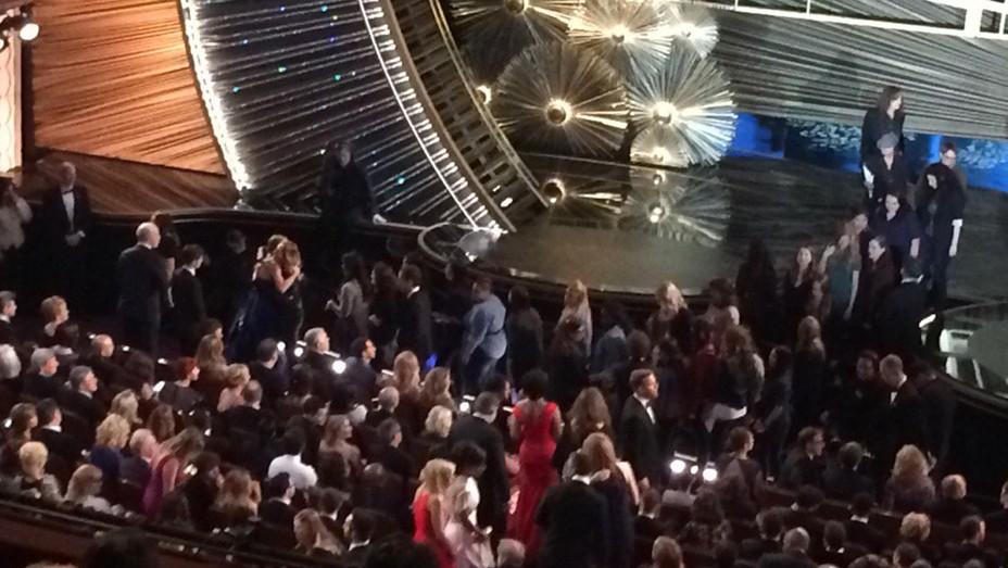 Brie Larson hugging survivors - H 2016