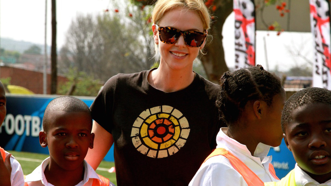 Charlize Theron WE Day - H 2016