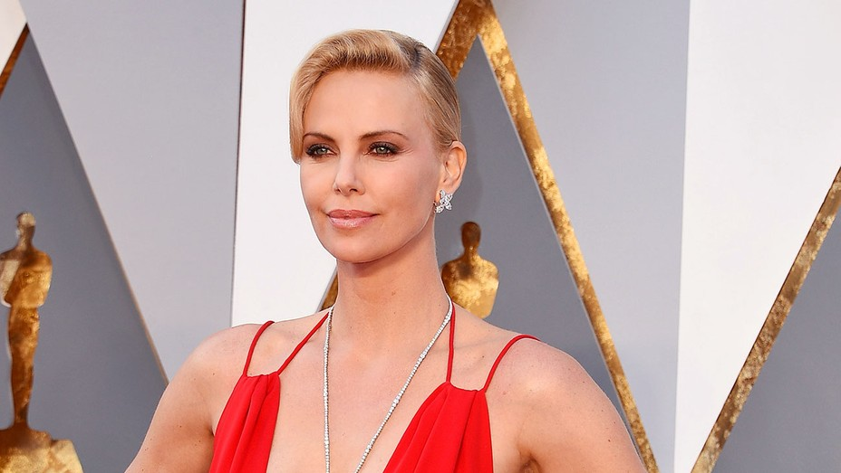 Charlize Theron - Getty - H 2016