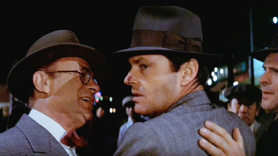 Forget it, Jake. It's Chinatown - H 2016