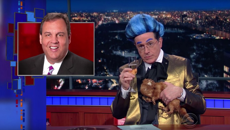 Stephen Colbert Hungry for Power Games — H 2016