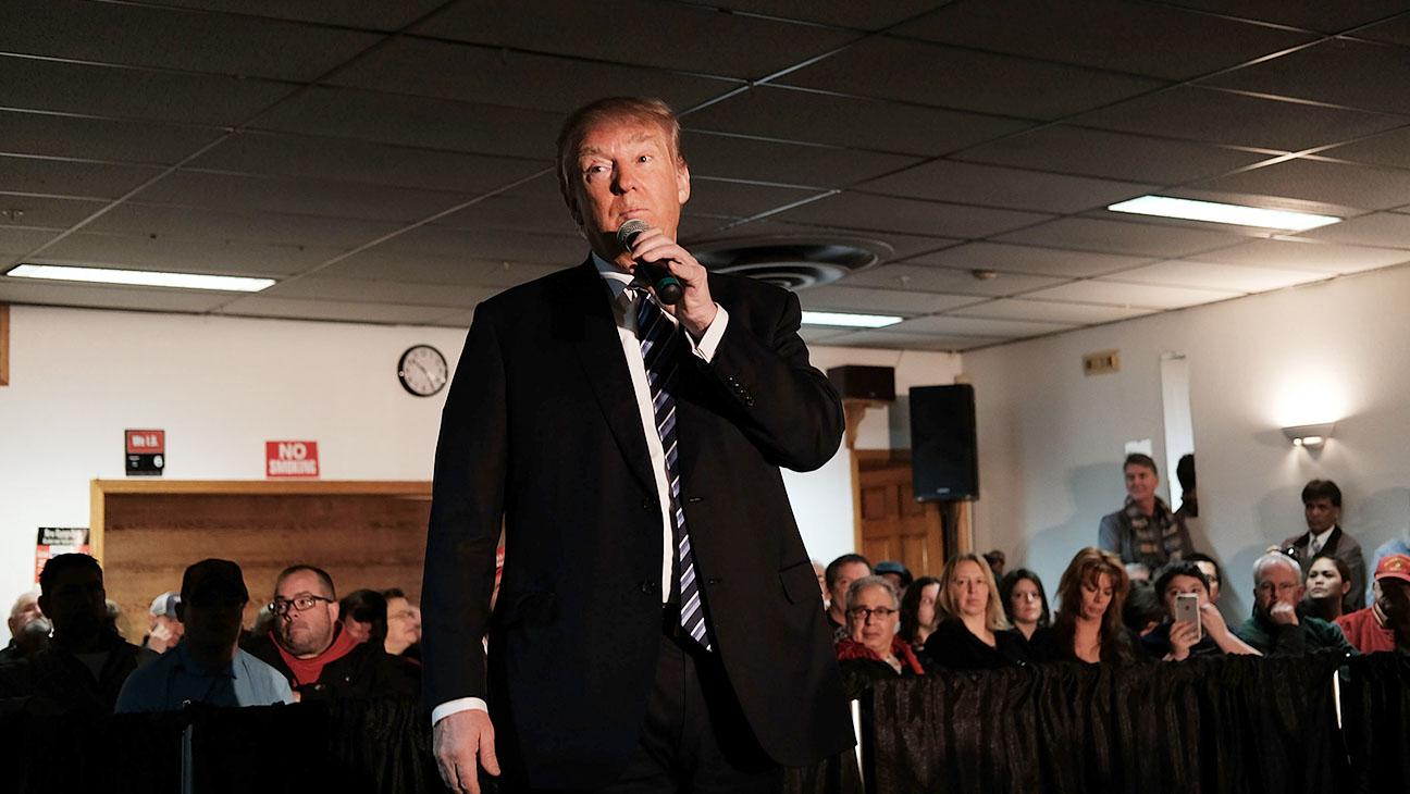 Donald Trump 5 - H 2016