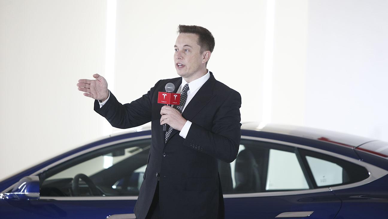Elon Musk - H 2016