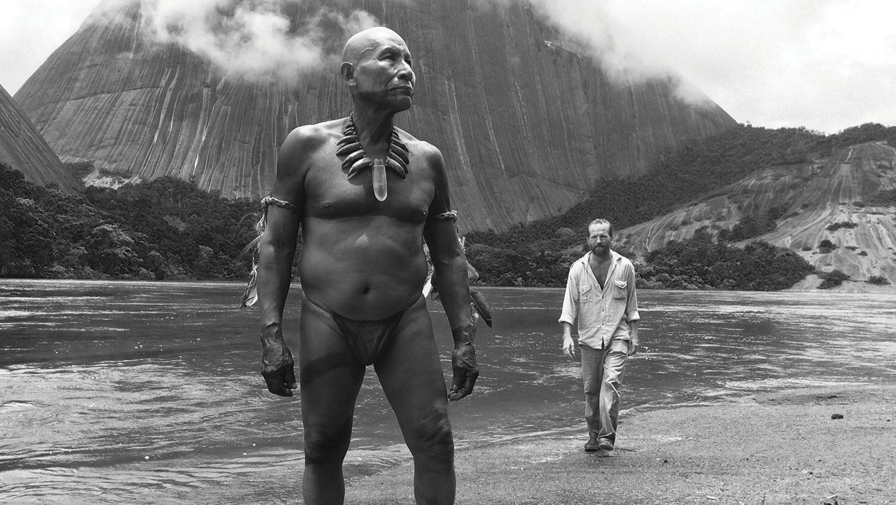 Embrace of the Serpent Still - H 2016